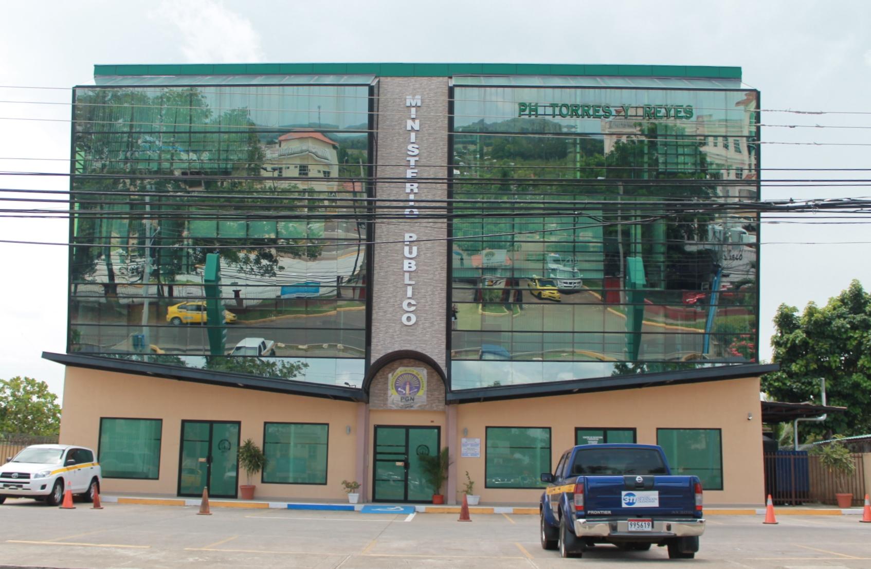 Edificio PH Torre, sede del MP Chiriquí