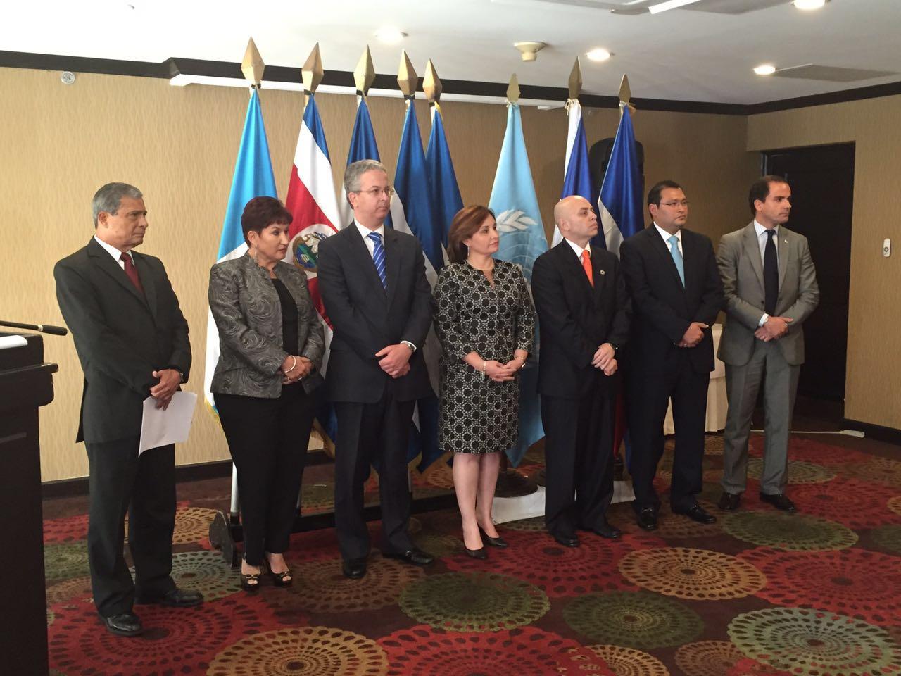 Procuradores de Panamá, Centroamérica y el Caribe