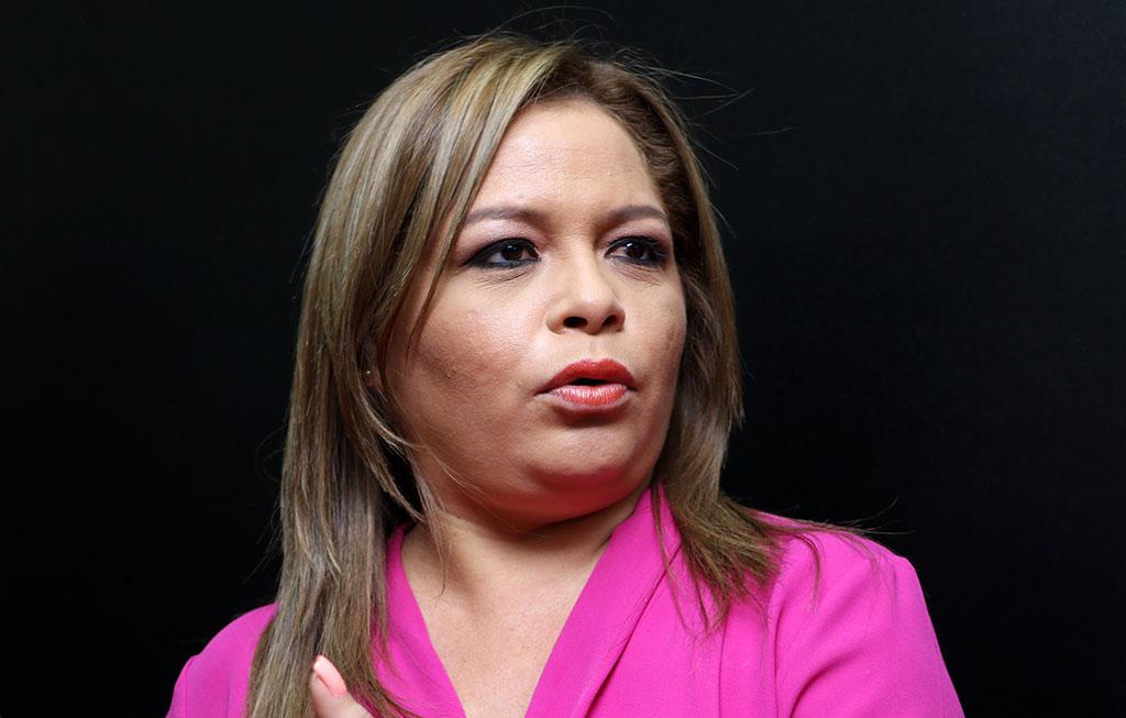 Hellen Concepción, TVN Noticias